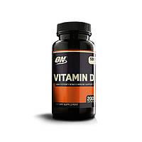 Optimum Nutrition Vitamin D 5000 IU 200 softgels