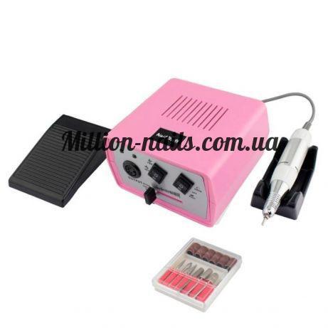 Фрезер для маникюра и педикюра DM-203, 35 тыс.об(розовый )