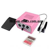 Фрезер для маникюра и педикюра DM-203, 35 тыс.об(розовый ), фото 1