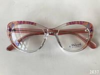 Имиджевые очки, модель 2037, фото 1