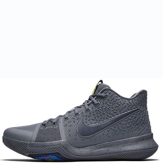 Баскетбольные кроссовки Nike Kyrie 3 Midnight