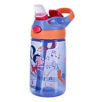 Бутылка спортивная детская Contigo Gizmo Flip 0,42 л фиолетовая 1000-0743