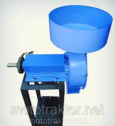 Зернодробилка для домашнего хозяйств для мотоблока (без станины-подставки)