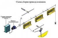 Автоматическая Система открывания Клапанов притока воздуха