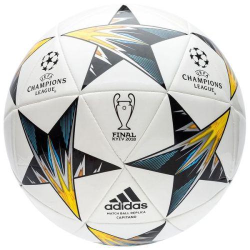 Футбольный мяч Adidas Finale Kyiv 18 Capitano CF1197 - Все для футбола -  оптом и в de01ae89170d0