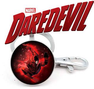 Брелок с изображением Daredevil Сорвиголова