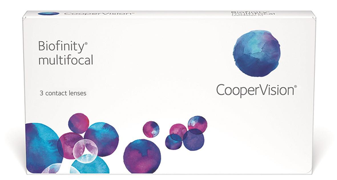 Контактні лінзи CooperVision, Biofinity Multifocal