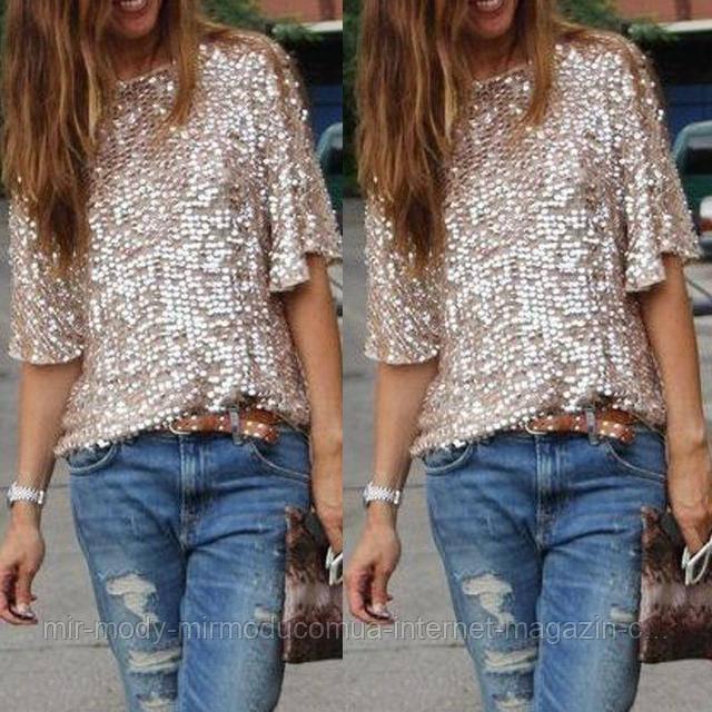 Женская блуза Mila AL7739