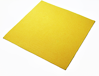 Фетр 2мм (разные цвета) 25х25см Светло-желтый (C49)