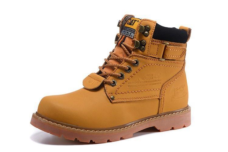 283fa92d Ботинки Caterpillar Second Shift Boots