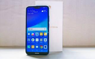 Huawei P20 lite - флагман для масс