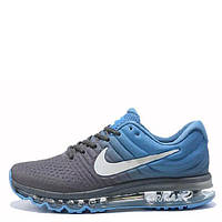 "Кроссовки Nike Air Max 2017 ""Wolf Grey/Light Blue"" Арт. 1400"