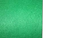 Фетр 1мм (разные цвета) 25х25см Зеленый (C38)