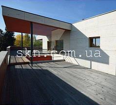 Палубная доска/прямой планкен, сибирская лиственница 20х140 сорт АВ