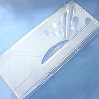 Передняяпанель (щиток, крышка) нижнего ящика морозильной камеры для холодильника Атлант 774142100900.
