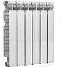 Радиатор NOVA FLORIDA EXTRA THERM SUPER ALETERNUM 500х100 АЛЮМИНИЙ + покрытие ALETERNUM