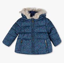 Детская куртка с цветами на девочку 2 года C&A Германия Размер 92
