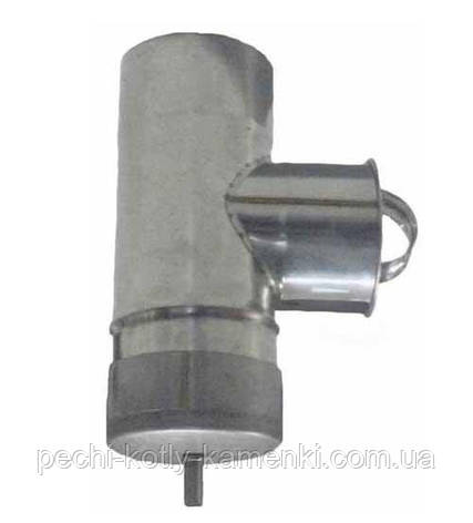 Ревизия дымохода 0,5 мм AISI 304, фото 2
