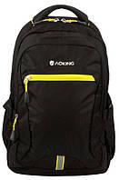 Рюкзак городской Aoking JN 67202-1. Чёрный городской рюкзак