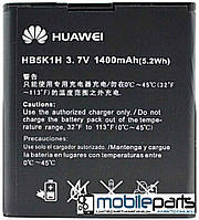 Оригинальный Аккумулятор АКБ (Батарея) для Huawei U8650 Sonic | HB5K1H 1400mAh