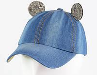 Детская джинсовая кепка , фото 1