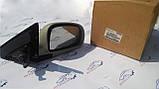 Зеркало правое механическое Леганза (под покраску) Daewoo Motor, фото 2