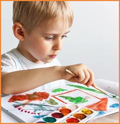 Альбомы для рисования, цветная бумага, картон