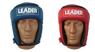 Шлем LEADER / Винил / тип 2