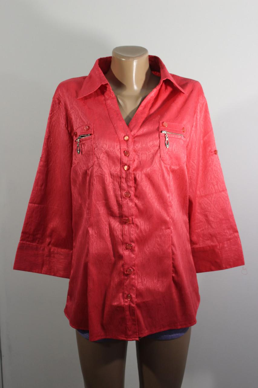 887f10af971 Рубашка женская Yaliman коричневый 6293 - купить по низкой цене. Код ...