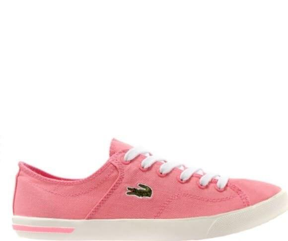 "Кеды Lacoste Showcourt Lace ""Rose"" Арт. 0343"