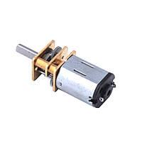 Микро моторчик мотор редуктор 12GAN20 30об/мин 6В