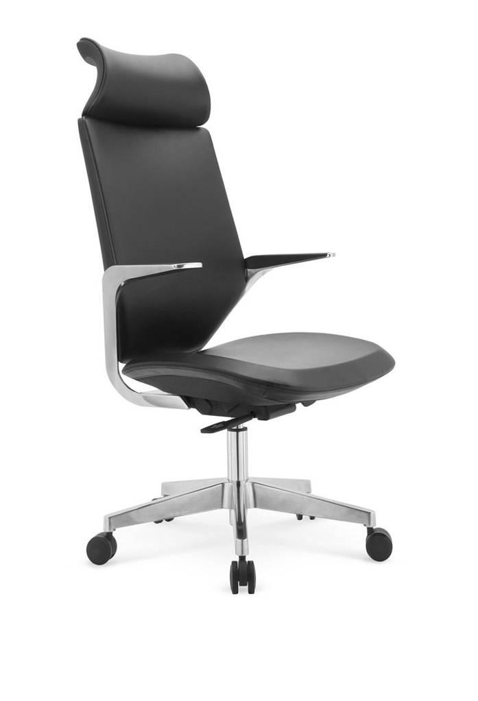 Компьютерное кресло GENESIS PU черный Halmar