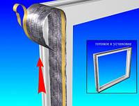 Гидро-и-пароизоляция - необходимый элемент защиты окон ПВХ