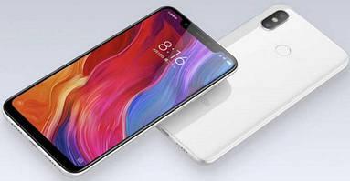 Xiaomi Mi 8 официально. Имеет расширенное распознавание лица