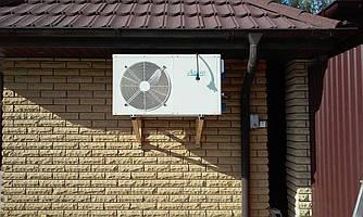 Тепловой насос для бассейна Azuro Mountfield BP-120НS