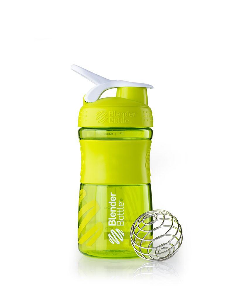 Шейкер BlenderBottle - Sportmixer (500 мл) зеленый