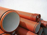 Канализационные трубы для наружной канализации Plasticor