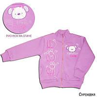 Куртка Собачка-1  детская  для  девочки, 98 р, фото 1