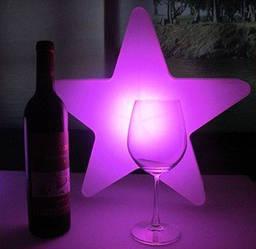 Светодиодный светильник звезда