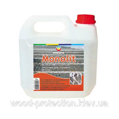 Засіб для просочення бетону Eskaro Monolit (Эскаро Моноліт) 3л