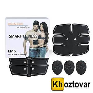 Міостимулятор для преса і рук EMS Smart Fitness