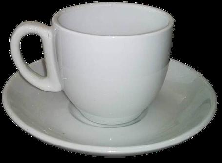 Набор кофейный Helios Чашка 90 мл + блюдце. HR1318, фото 2