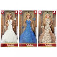 Кукла DEFA 8270 в вечернем платье (коробка) р.16,5х5х33см.(DEFA 8270)