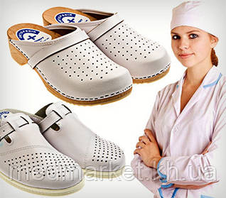 Как выбрать медицинскую обувь?