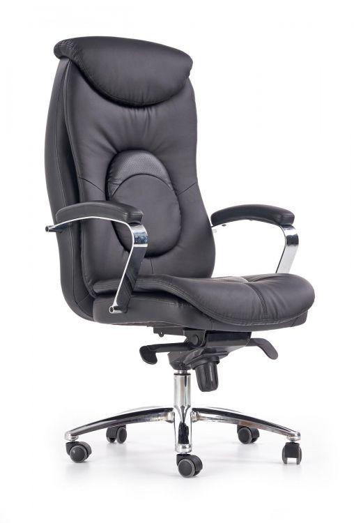 Компьютерное кресло QUAD черный Halmar