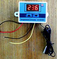 Терморегулятор цифровой (нагрев / охлаждение) XH-W3001 12V/120 W