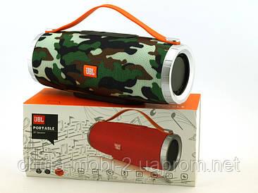 JBL TG109 t&g 10W копія mini Explorer CY34, портативна колонка з Bluetooth FM і MP3, Squad камуфляжна