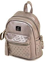 e7fefbd101e0 Женский рюкзак из экокожи ALEX RAI Podium 2-05 1702-0 iron-grey