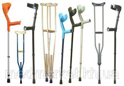 Как выбрать и отрегулировать костыли