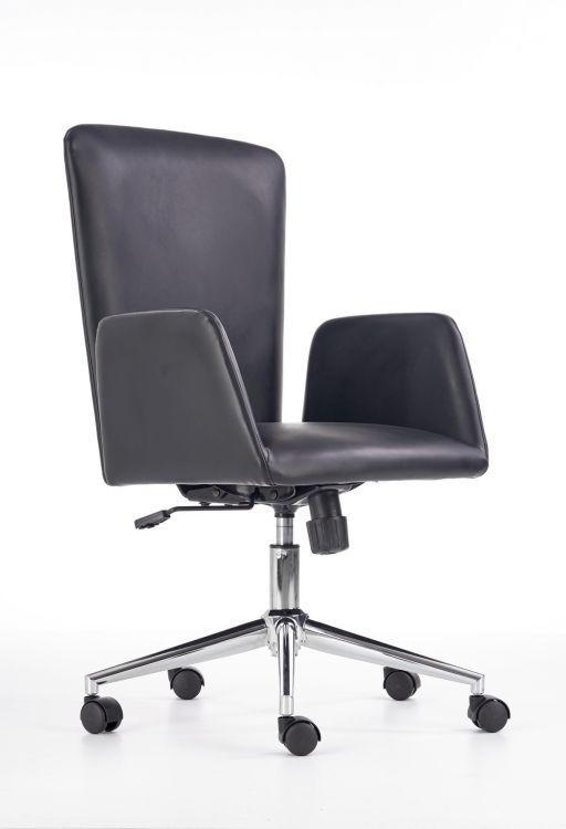 Компьютерное кресло SOUL черный Halmar
